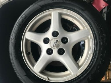 GM 1993-2002 Pontiac Firebird Formula Trans Am wheels alloy wheel rear wheel alloys