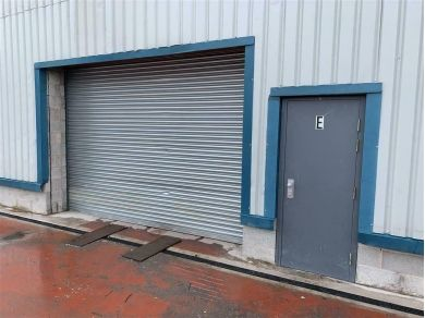 Unbranded 499 Square Foot Secure Unit Workshop Storage For Rent / Standish Lancashire #E5