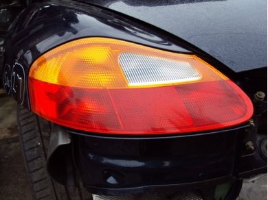 Porsche Boxster Back Light /Lamp LHS Amber