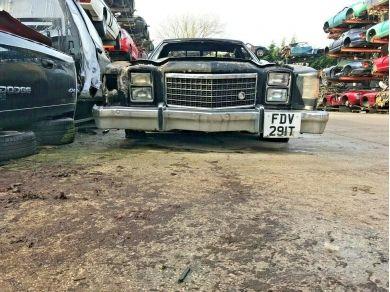 ford ford ranchero front bumper chrome front bumper 1970 1971 70 71 ford  torino fairl