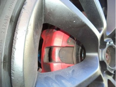Vauxhall VAUXHALL ASTRA H VXR FRONT BRAKE CALIPERS ASTRA VXR CALIPERS