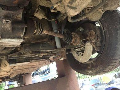 PORSCHE 944 STEEL REAR TRAILING ARMS PORSCHE 944 REAR SUSPENSION A83 VEW