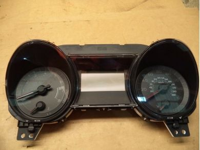 Ford 2016 FORD MUSTANG GT S550 SPEEDO CLOCKSET MUSTANG MANUAL CLOCKSET GR3T 10849 GE