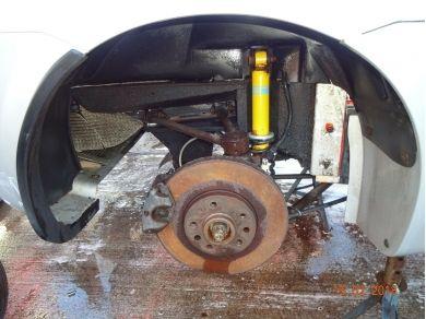 Vauxhall VAUXHALL VX220 REAR CALIPERS VX220 BRAKES ELISE REAR CALIPERS BC03CTU
