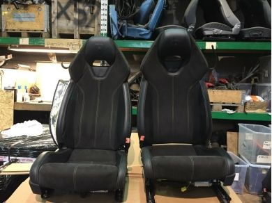 Lamborghini Huracan LP610-4 Spyder Seats Lamborghini Office Seats Bespoke Seat