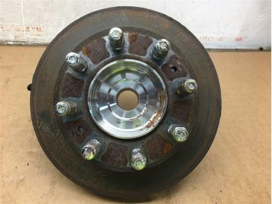 Hummer HUMMER H2 FRONT UPRIGHT & HUB (Right Side) Hummer H2 Parts - Steve Strange