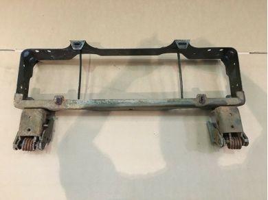 Hummer HUMMER H2 Bonnet Hinge Panel + Hinges - Hummer H2 Parts - Steve Strange