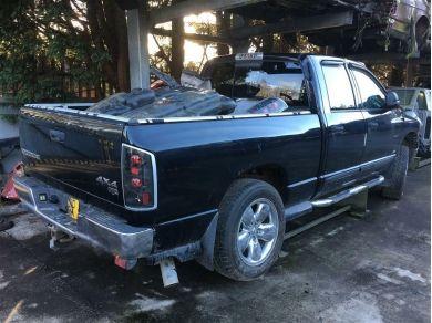 Dodge Ram Back Axle - Dodge Ram Rear Axle - Dodge Ram Back Diff - Ram Rear Diff
