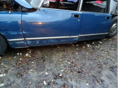 Citroen DS23 Pallas Left Hand Lower Trims DS23 Passenger Side Lower Trim