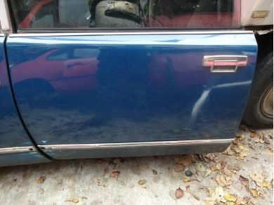 Citroen DS23 Left Hand Rear Door Shell DS23 Rear Passenger Door Shell