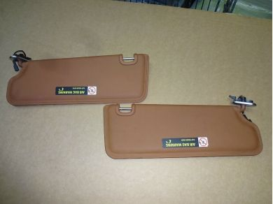 Bentley BENTLEY CONTINENTAL FLYING SPUR SUN VISORS BENTLEY SUN VISORS