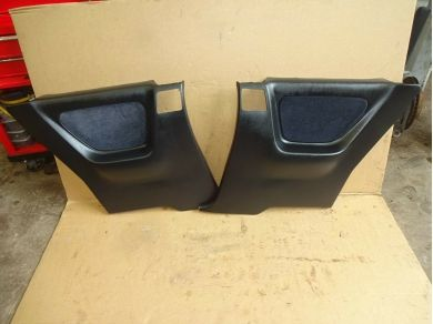 Nissan NISSAN R33 SKYLINE GTS REAR QUARTER CARDS R33 SKYLINE GTS T REAR DOOR CARDS