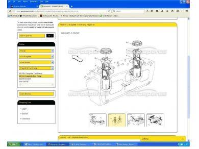 Ferrari F Wiring Diagram on