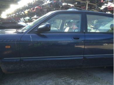 Jaguar XJ Sport Door - XJ8 Door - XJ Front Door - LH Front Door Shell Blue 1999