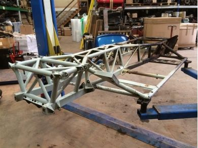 TVR Tuscan Chassis TVR Tuscan 2 Chassis Tuscan Chassis Kit Car Chassis