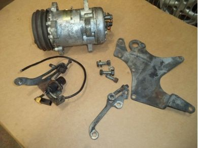 Rolls Royce ROLLS ROYCE AIR CONDITIONING COMPRESSOR BENTLEY AIR CONDITIONING PUMP