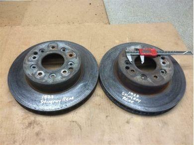 Chevrolet Brake Discs, Bumpers & Rubbing Strips, Engine