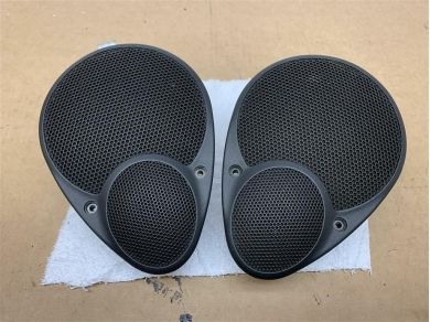 Audi Porsche Boxster Dash Top Speakers - Boxster Audio Speakers - 99664503502 L + R