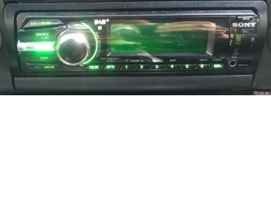 Unbranded SONY Car Radio DAB+ CDX-DAB700U EAS
