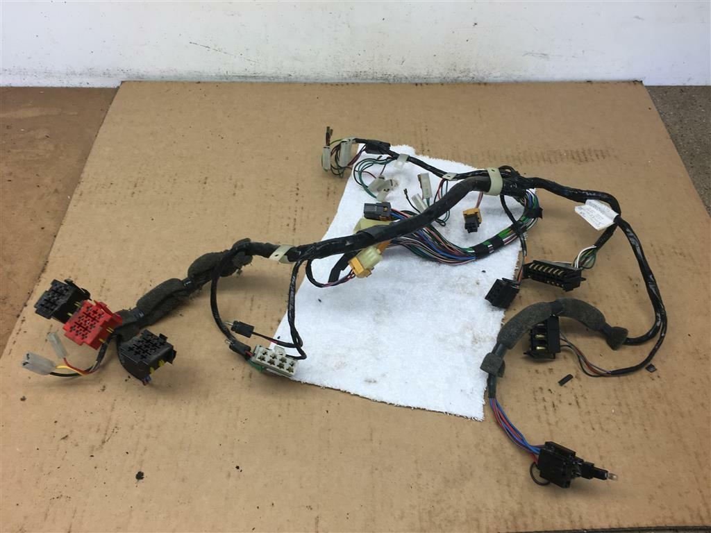 Lotus Elan M100 Turbo Dashboard Wiring Harness C100M0002F M100 Dash on