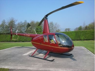 Unbranded Robinson R44 Helicopter syndicate shares available for R44 Raven I (One of Ten)