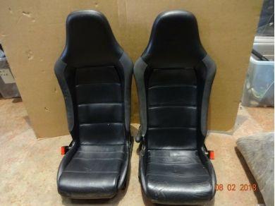 Vauxhall GENUINE VX220 SEATS VX220 HARD BACK SEATS LOTUS ELISE SEATS BC03CTU