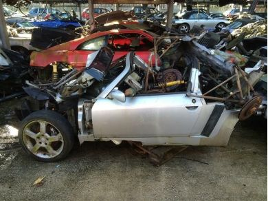 Vauxhall VX220 Chassis - VX 220 Chassis - Lotus Elise S2 Chassis - Project VX220 Chassis