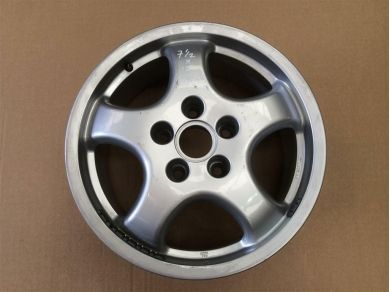 Unbranded Cup 1 Wheel Rim - Cup I Wheel Rim - 7.5 x 17 ET52 - Porsch Cup 1 - Straight