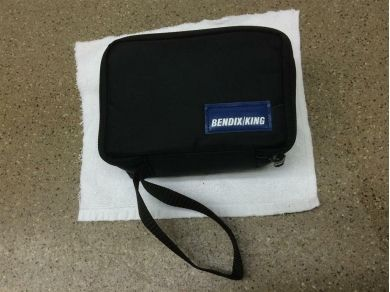 Unbranded Bendix King Carry Case - Bendix King Skymap Carry Case - R44 R22 Aviation