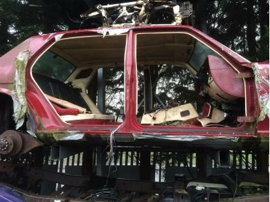 Rolls Royce Body Shell - Rolls Royce Body Shell Remains - Rolls Royce Job Lot