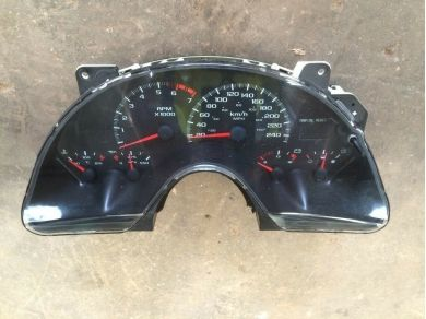 Unbranded Camaro Speedo Clocks Camaro Z28 Speedo Clocks Camaro 5.7 Z28 Dash - Speedo