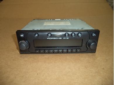 Becker PORSCHE BOXSTER CR22 RADIO BECKER CR22 BE6620 - LN51OLJ 99664512110