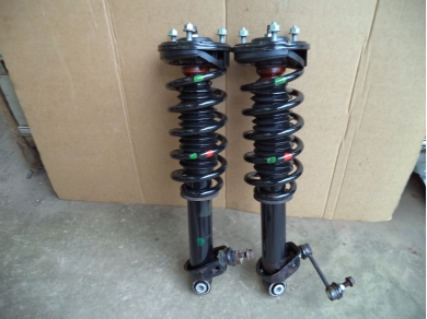 Porsche PORSCHE 996 REAR SHOCK ABSORBERS 996 PAIR OF REAR DAMPERS - loc subst 996333051 m030