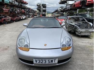 Porsche Boxster 2.7 Engine M96.22 Engine Code V323SWT