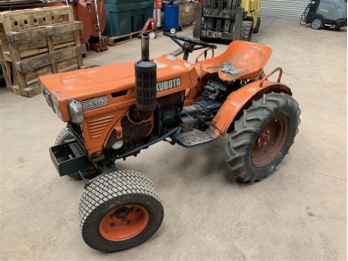 Unbranded Kobuta Tractor Kubota B5100 Compact Tractor Agricultural Power Unit