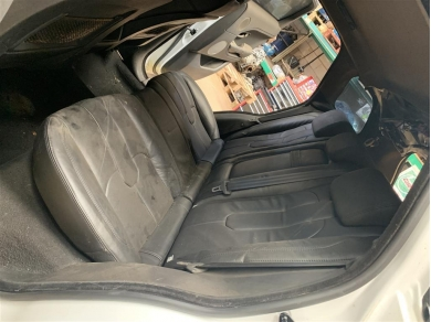 Land Rover Range Rover Evoque Rear Seats Back Seats 2012 4 Door