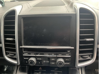 Porsche Cayenne 958 Radio Sat Nav Navigation Head Unit 2014 Year