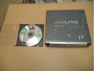 ALPINE NVE-N099P - ALPINE SAT NAV UNIT  -  B5 NVE-N099P