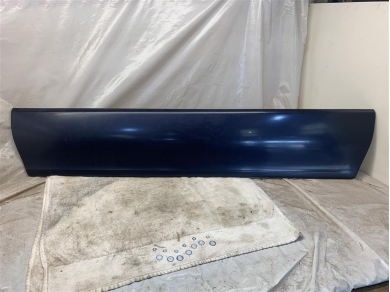 Mercedes-Benz 90-02 Mercedes R129 SL500 SL600 Left Driver Side Door Moulding Panel Blue OEM A1296902140