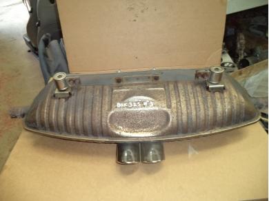 Porsche PORSCHE BOXSTER 3.2 EXHAUST SILENCER / BACK BOX SUBST 99611114202