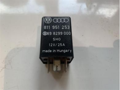 Volkswagen Porsche 911 Multipurpose Relay 811951253 A/C Relay
