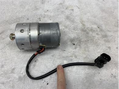 Porsche PORSCHE 996 ABS Pre Charge Pump Unit 99635577541 PORSCHE Bosch Pump