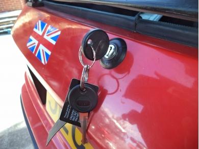 Porsche PORSCHE 924 LOCK SET 924 LOCK & KEY SET JEC836X 321905851 D