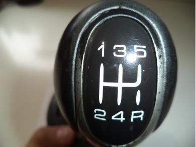 Porsche PORSCHE BOXSTER 986 2.5 -2.7 5 SPEED GEAR KNOB RA51 KFC 986GEARKNOB