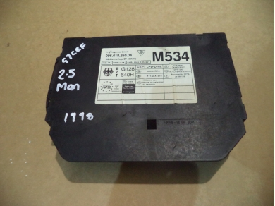 Pontiac PORSCHE BOXSTER 2.5 ALARM ECU CARTRONIC ECU G7CEF 99661826004