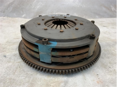 TVR Tuscan Clutch & Flywheel Assembly 2003 Donor 32K Miles Only