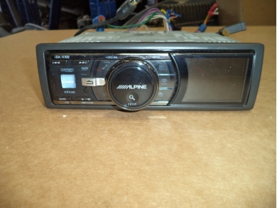 Unbranded ALPINE IDA-X100 HEAD UNIT ALPINE CD PLAYER A7PXR