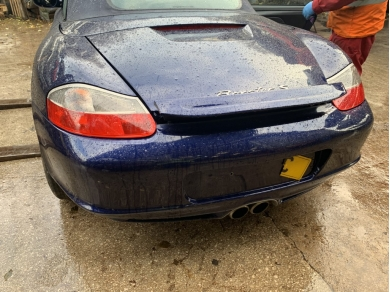 Porsche PORSCHE 986 SPOILER - 986 POP UP SPOILER - 2002 - 2004 - FB53 HLX