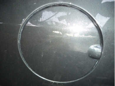 Ford FORD MUSTANG S197 FUEL FILLER FLAP