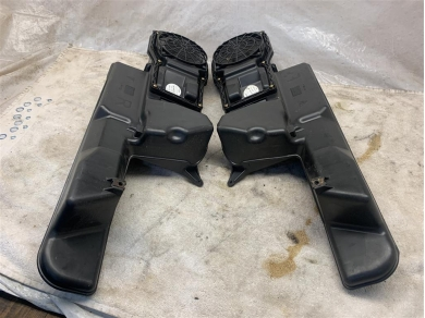 Porsche Boxster (986) Door Speakers By HAES Fits Porsche Carrera 996 99664555100